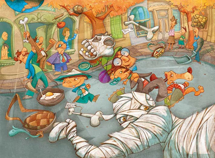 childrens book illuistrations conventions pdf